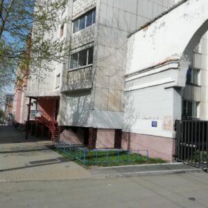 Вход в офис Слетать на ул.Советская 45